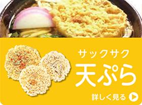 乾燥天ぷら